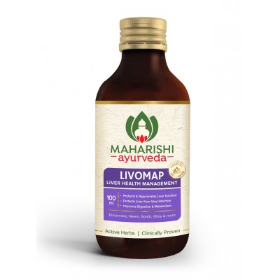 Livomap Syrup