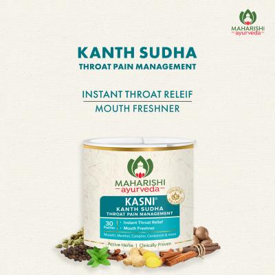 Kasni Kanth Sudha, 30 pastilles Bottle