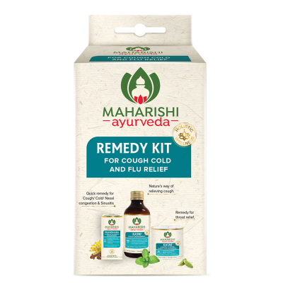 Remedy Kit for Cough, Cold & Flu