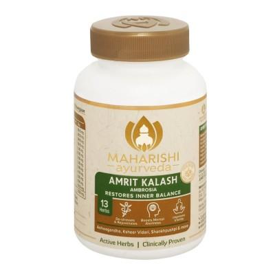 Maharishi Amrit Kalash (MAK4) Tablets