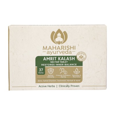 Maharishi Amrit Kalash Nectar Sugar Free Tablets