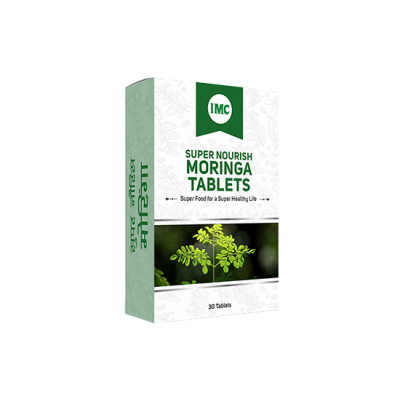 IMC Super Nourish Moringa, 30 Tablets