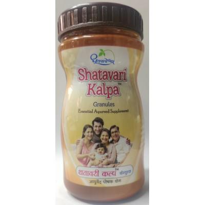Dhootapapeshwar Shatavari Kalpa Granules (Chocolate Flavour)