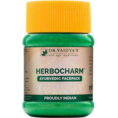 Herbocharm Powder: Ayurvedic Face Pack