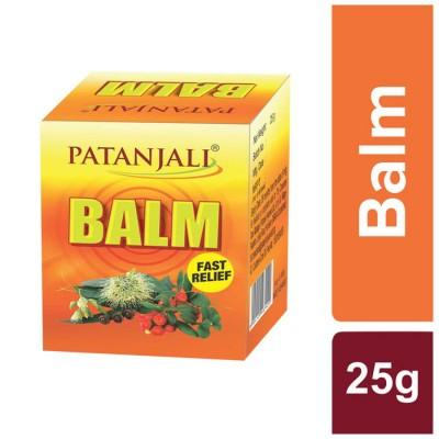 Patanjali PATANJALI BALM, 25 gm
