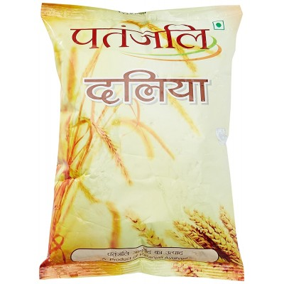 Patanjali Wheat Dalia, 500 gm
