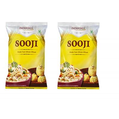 Patanjali Sooji, 500 gm
