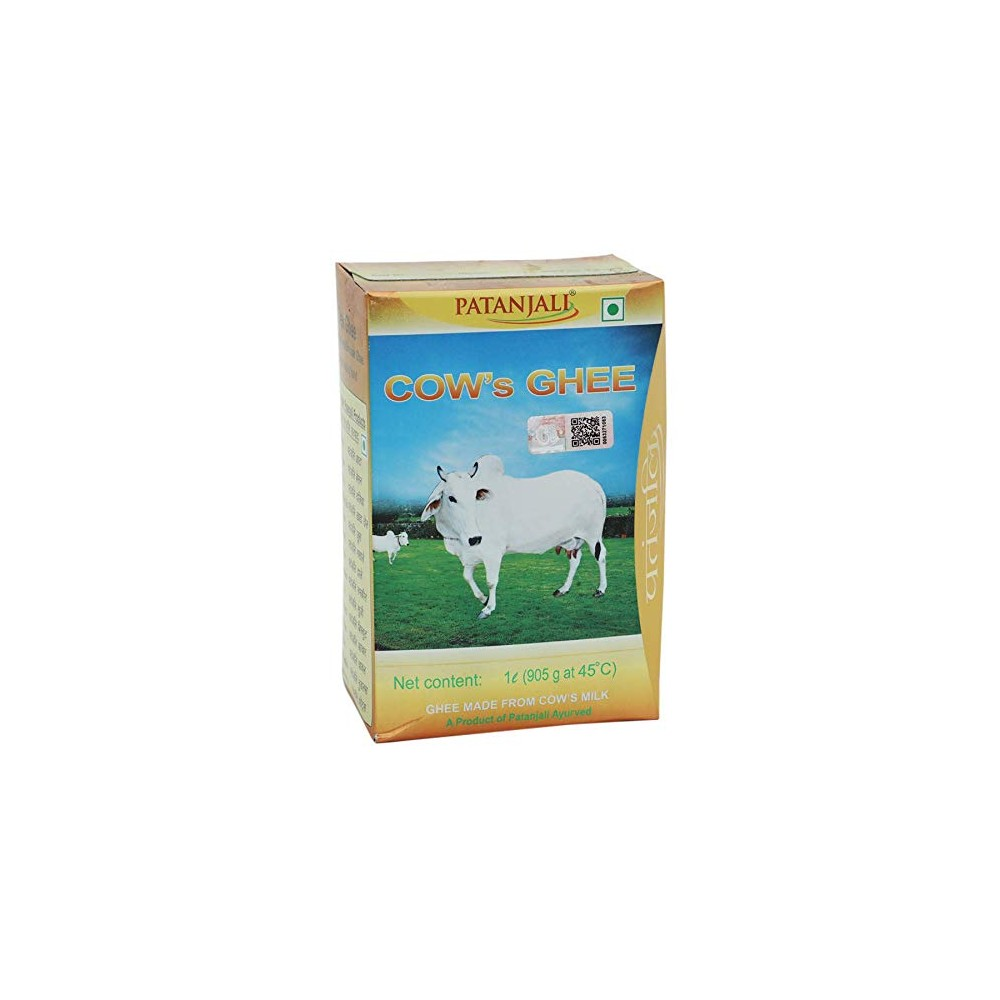 Patanjali Cow Ghee, 1 litre