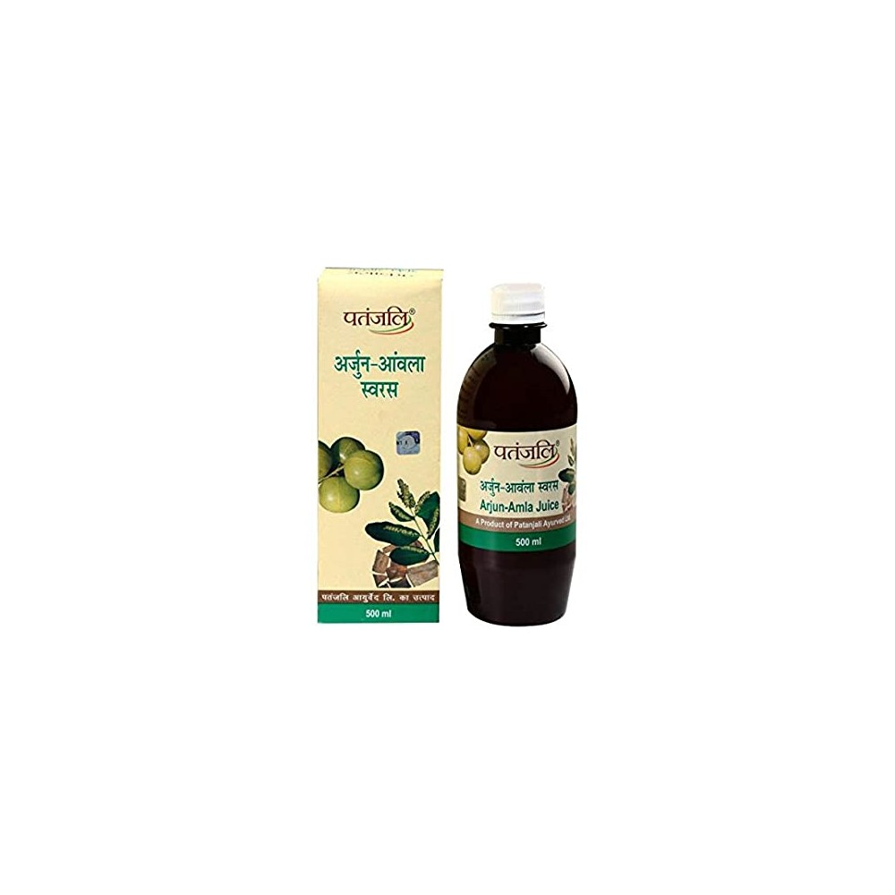 Patanjali Arjun Amla Juice, 500 ml
