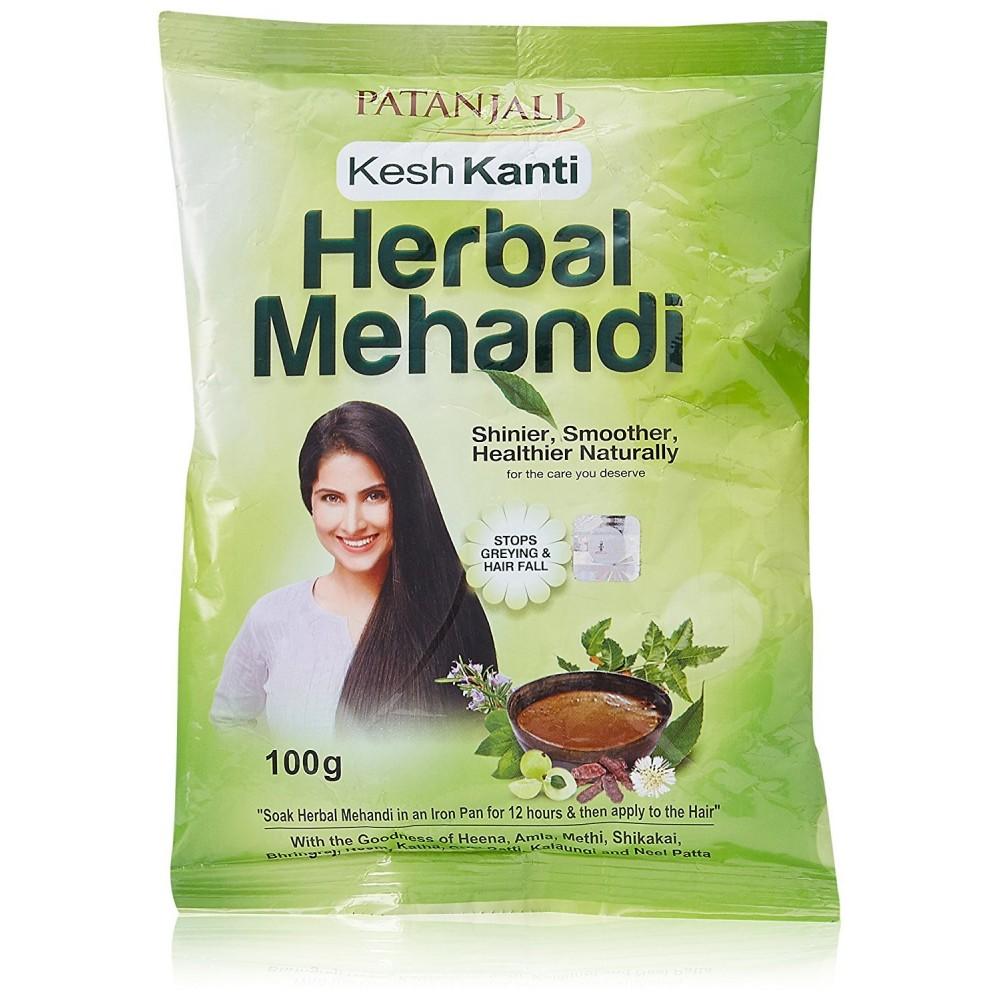 Patanjali Herbal Mehandi, 100 gm