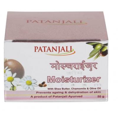 Patanjali Moisturizer Cream , 50 gm