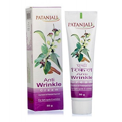 Patanjali Anti Wrinkle Cream, 50 gm