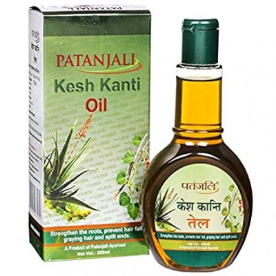 Patanjali Kesh Kanti Hair Oil, 120 ml