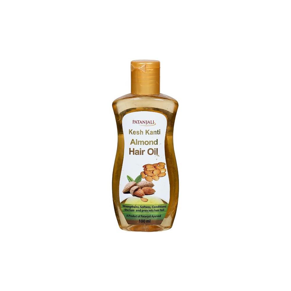 Patanjali Almond Hair Oil, 100 ml