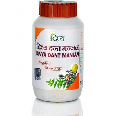 Patanjali Divya Dant Manjan, 100 gm