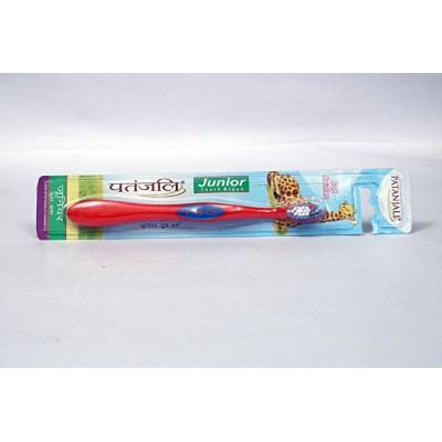 Patanjali Junior Tooth Brush, 1 Pcs
