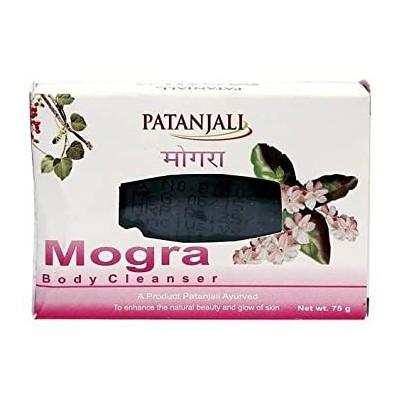 Patanjali Mogra Soap, 75 gm