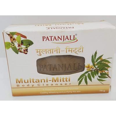 Patanjali Multani Matti Soap, 75 gm