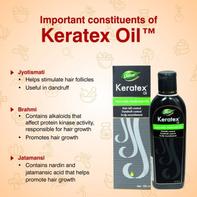 Dabur Keratex Oil ,100 ml