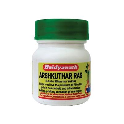 Baidyanath Arshakuthar Ras, 40 TAB