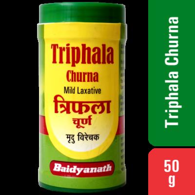 Baidyanath Triphala Churna, 100 GM