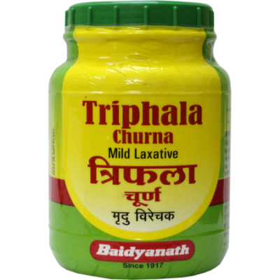 Baidyanath Triphala Churna, 500 GM