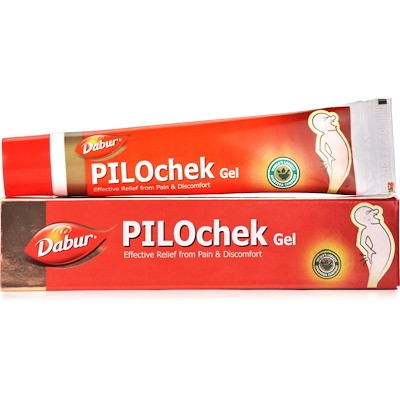 Dabur Pilochek Gel , 30gm