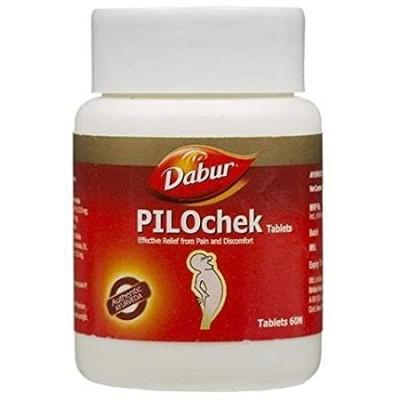 Dabur Pilochek , 60 Tabltes