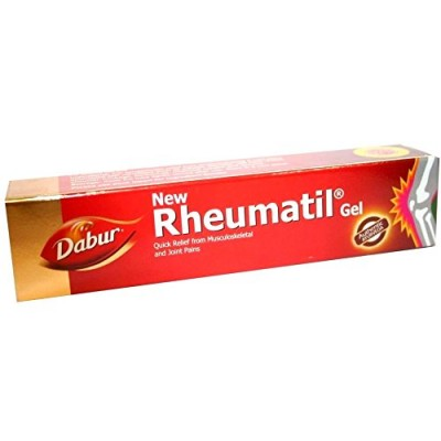 Dabur Rheumatil Gel , 30gm (Pack of 2)