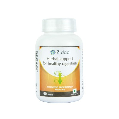 Herbal Support For Healthy Digestion