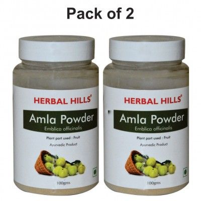 Herbal Hills Amla Powder