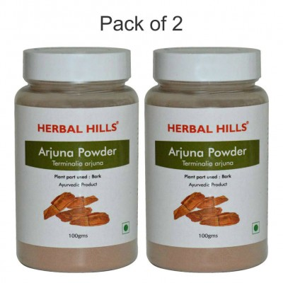 Herbal Hills Arjuna Powder