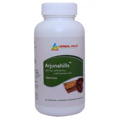 Herbal Hills Arjunahills, 120 Capsule