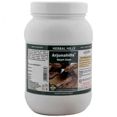 Herbal Hills Arjunahills, 700 Capsule