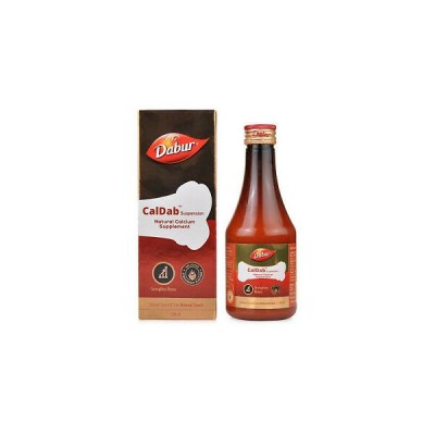 Dabur Cal Dab Suspension Syrup