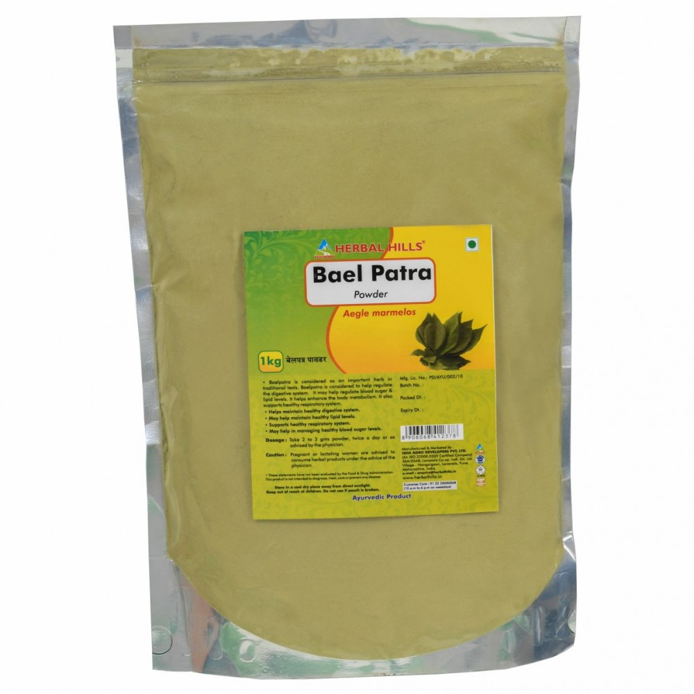 Baelpatra Powder, 1 kg powder