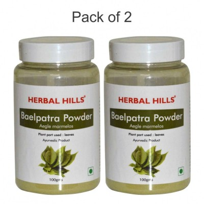 Herbal Hills Baelpatra Powder