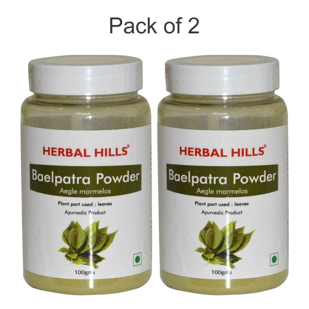 Herbal Hills Baelpatra Powder