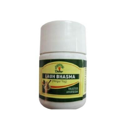 Dabur Lauh Bhasma (Hingulyog)