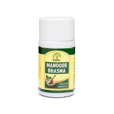Dabur Mandur Bhasma
