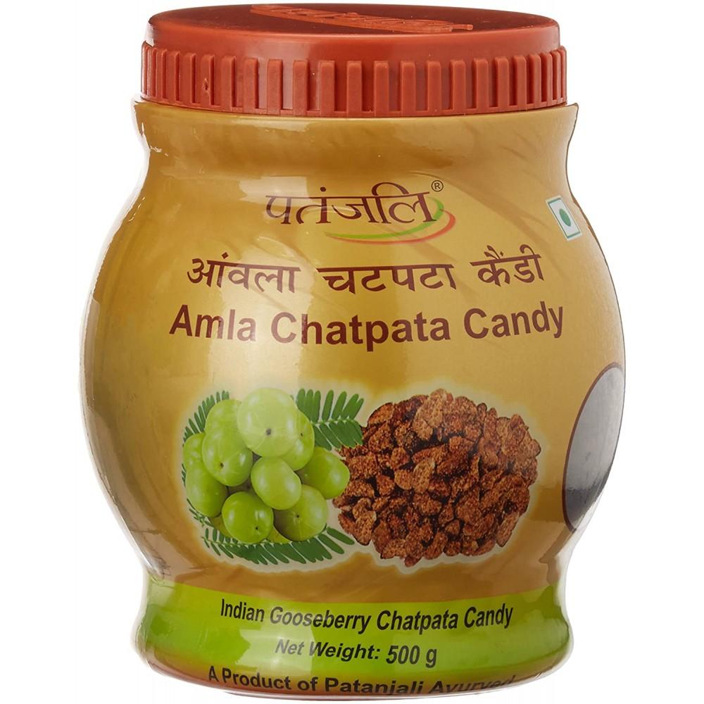 Patanjali Amla Chatpata, 500 gm