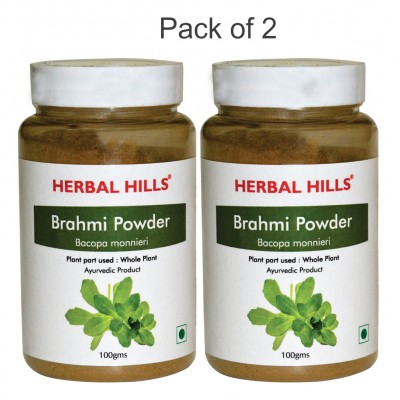 Herbal Hills Brahmi Powder