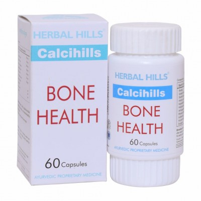 Herbal Hills Calcihills, 60 Capsules