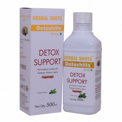 Herbal Hills Detoxhills Shots