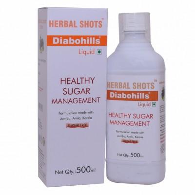 Herbal Hills Diabohills Herbal Shots
