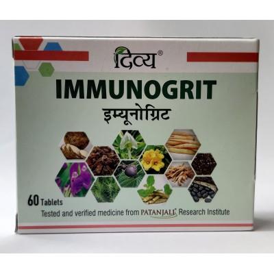 Divya Immunogrit, 60 Tab