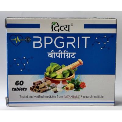 Divya BPGRIT, 60 Tablets