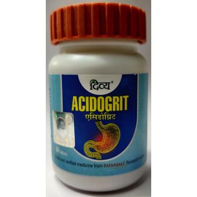 Divya Acidogrit, 60 tablets