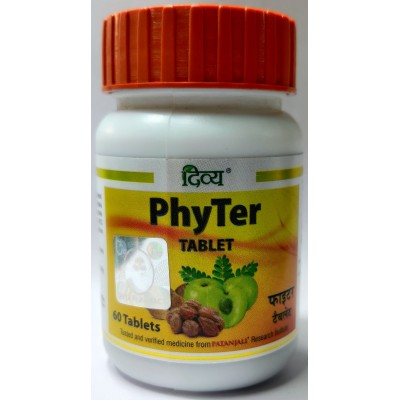 Divya Phyter, 60 Tablets