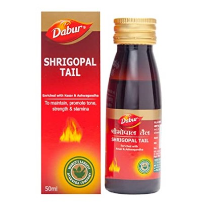 Dabur ShriGopal Tail